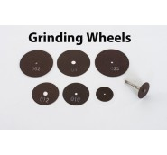 Grinding Wheels  (See Below For Sizes Available)